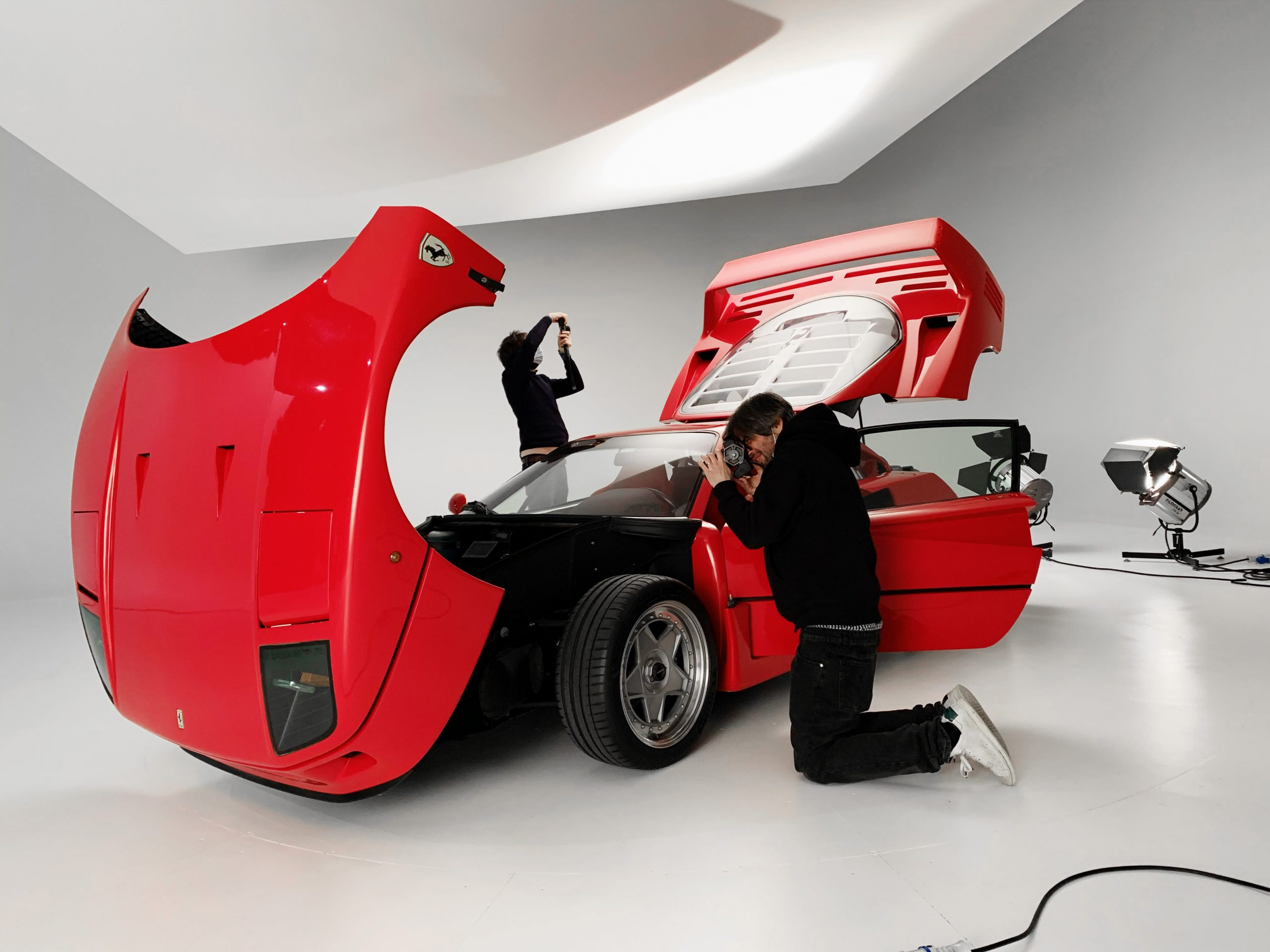 studio photo lyon véhicule automobile collection